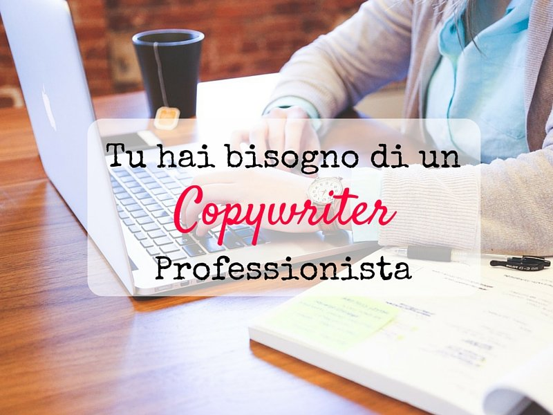 Copywriter-professionista