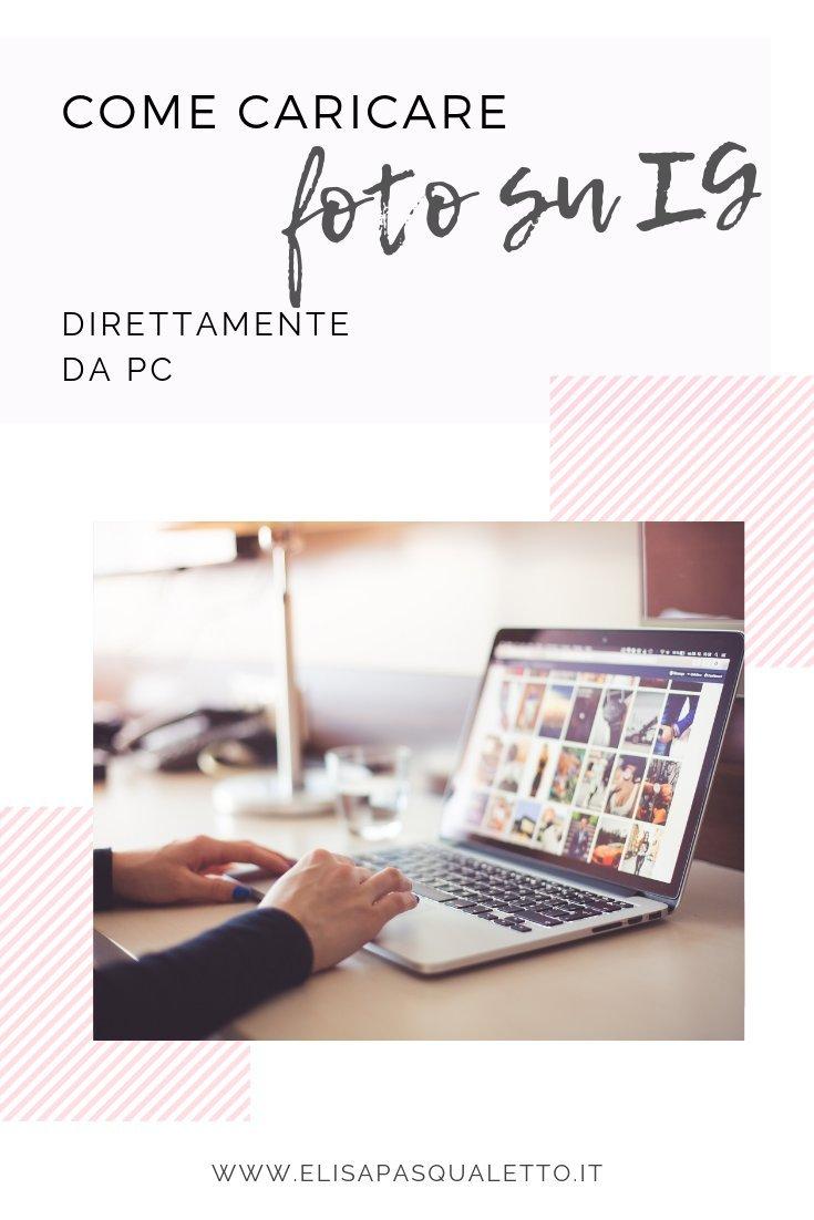 Siti Dove Caricare Foto come caricare foto su instagram da pc: i tool gratuiti e non