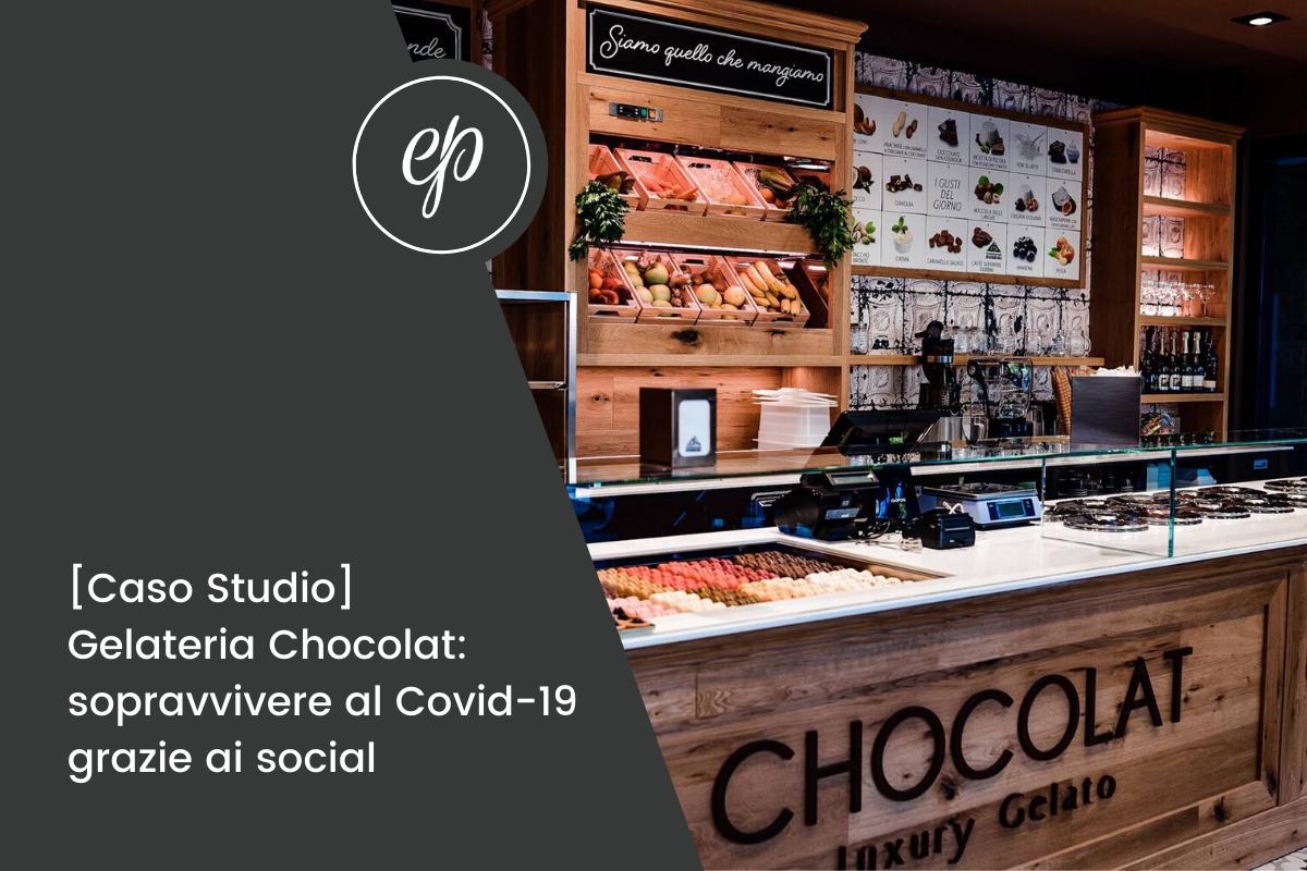 Gelateria Chocolat - Caso Studio
